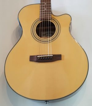 Sigma by Martin Model TB-1N Acoustic Electric Guitar
