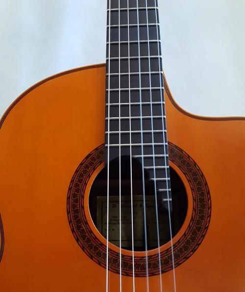 Pimentel & Sons Classical CAZ Guitar 1968