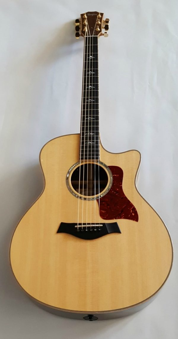 Taylor 816ce Grand Symphony Acoustic Guitar Natural 2013