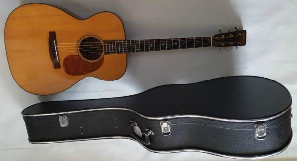 """Martin 000-18 1957 Near Mint """"Closet Guitar"""""""