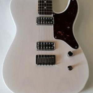 Warmoth La Cabronita Tele 2015 Mary Kay White Near Mint