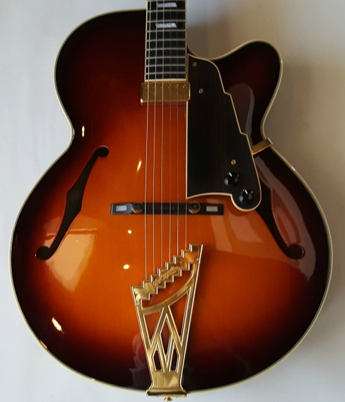 D'Angelico NYL-6 New Yorker Model Made In Japan
