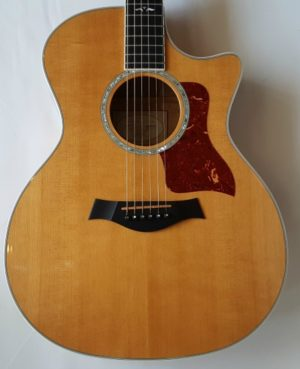 Taylor 614ce Acoustic-Electric Guitar 2007