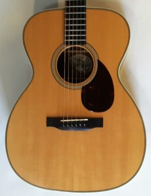 Collings OM2H Natural 2015