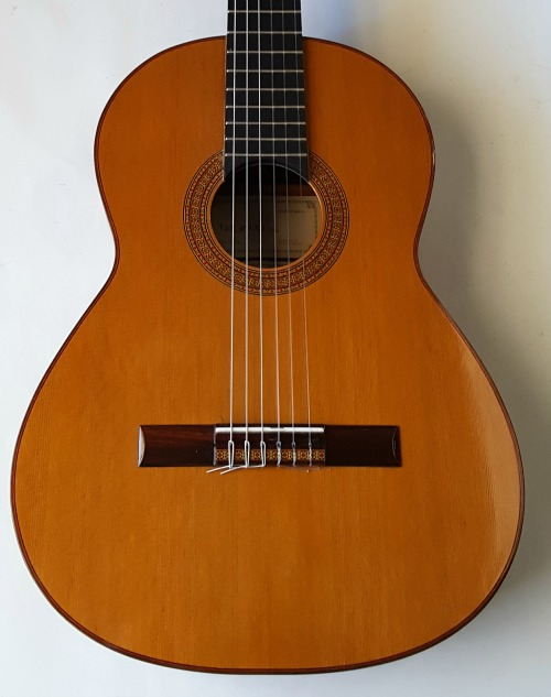 Taurus Model 56 Classical Guitar 1971
