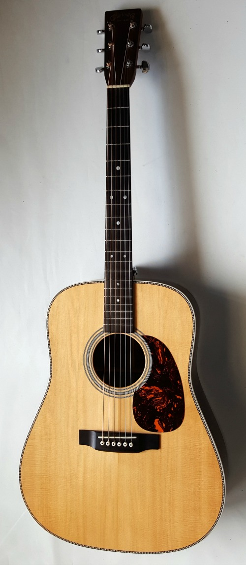 Martin HD-28 Herringbone Dreadnought 2012