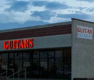 Guitar Pickers Scottsdale Arizona