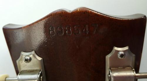 Gibson 1969 Rare J-45