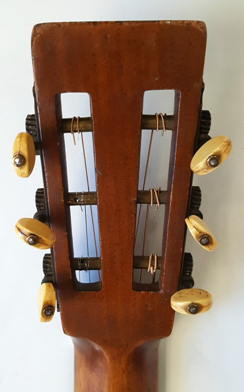 George Washburn Parlor Guitar Late 19th Century