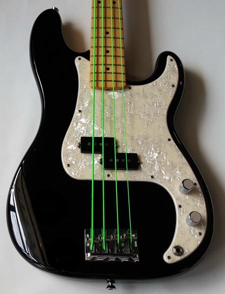 Fender Precision Bass Guitar USA 2008