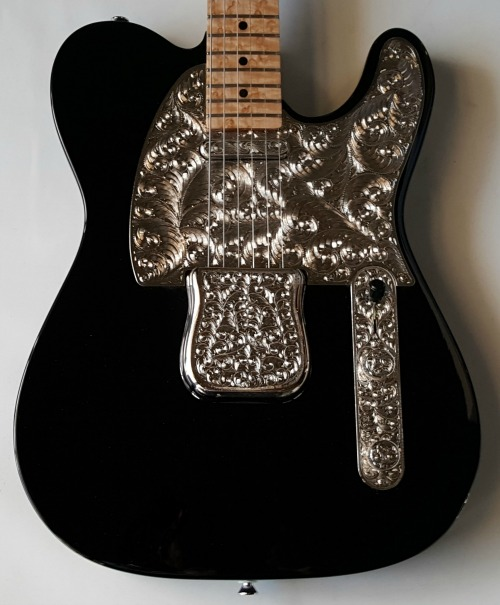 Gerhart Coupe de Ville Black 2018, Handcrafted by Master Luthier