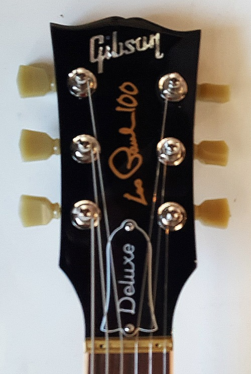 Gibson Les Paul Deluxe 2015