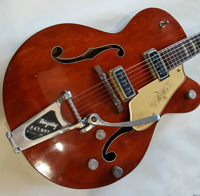 gretsch 6120 chet atkins 1957 guitar pickers. Black Bedroom Furniture Sets. Home Design Ideas