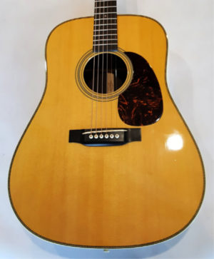 Martin HD-28V Dreadnought Acoustic Guitar 2012