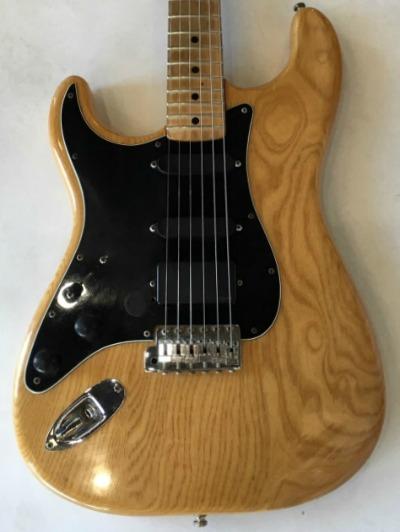 Fender 1978 Lefty USA Strat