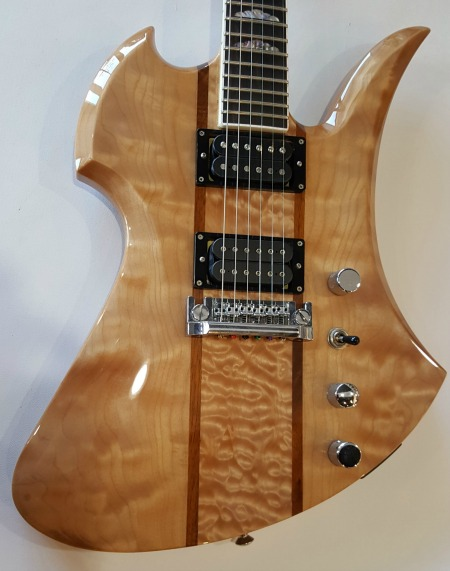 B. C. Rich Mockingbird Supreme Custom 2004