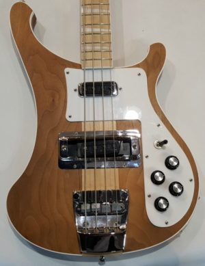 Rickenbacker 4003 Walnut Bass 2016