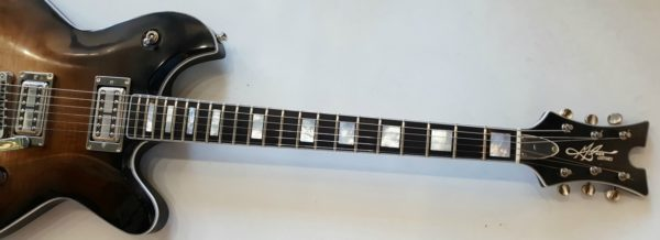 McSwain Vintage Style 2015 Flame Top Maple