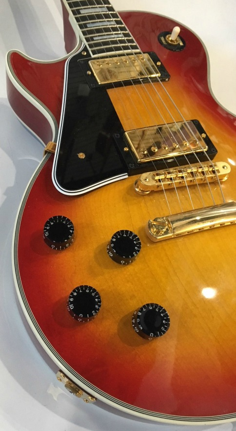 Gibson Les Paul Custom 2011 Lefty