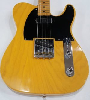 Fender '52 RI Hot Rod USA Tele 2007