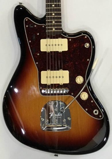Fender Jazzmaster Sunburst 2016