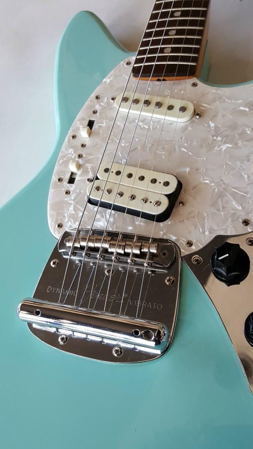 Fender Jag-Stang 1996 Sonic Blue MIJ