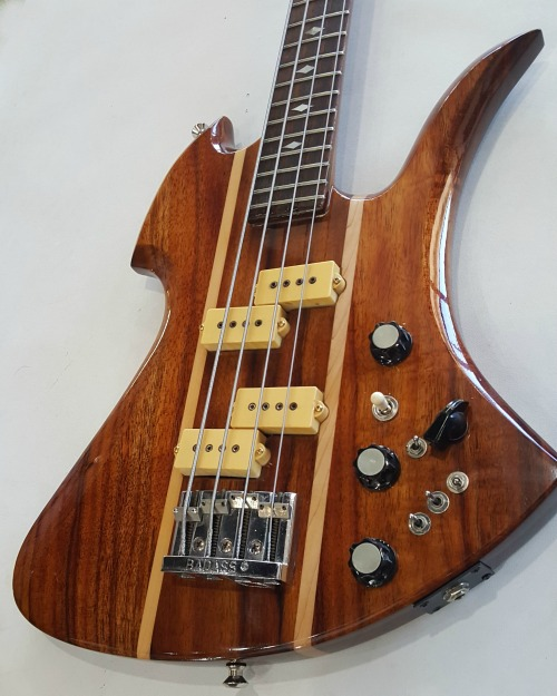 BC Rich Mockingbird Vintage Bass 1978