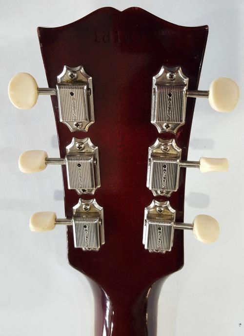 Gibson es-330 TDC Cherry 1964