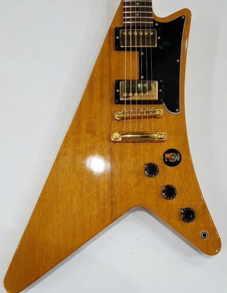 1982 Gibson Moderne Heritage Korina