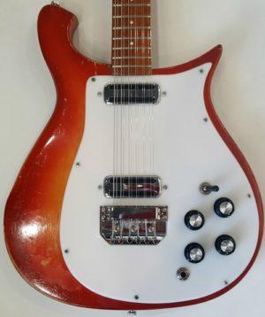 Rickenbacker 450/12 Fireglo 1960's
