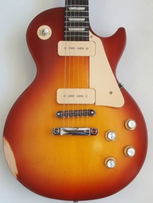 Gibson Les Paul Road Worn Cherry Burst 2011